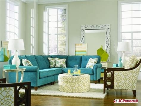 Deco Salon Turquoise