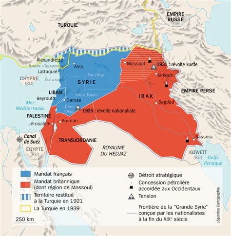 Histoire Empire Ottoman by Avril 1920 La Conf 233 Rence De San Remo Le Partage De L