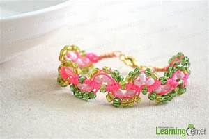 Comment Faire Un Bracelet En Perle : comment faire des bracelets tress s en perles cabochons chinoise ~ Melissatoandfro.com Idées de Décoration