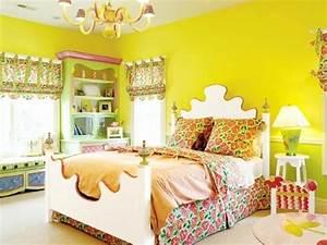 15, Pleasant, Yellow, Bedroom, Design, Ideas