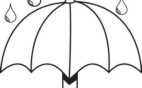 umbrella  raindrops spring coloring page hand embroidery embroidery  hand painted rocks