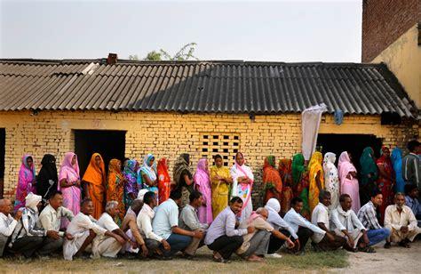 Hindistandan Seçim Manzaraları Foto Galeri