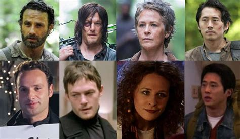 Nacon's first big break was actually starring as enid on the walking dead. The Walking Dead Cast Before And After Zombie Fame