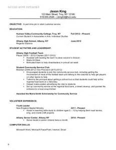 best resume for part time jobs basic resume exles for part time jobs google search resume exles pinterest part
