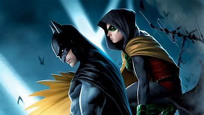 Batman Dc Comics Robin Comic Wallpapers Wall