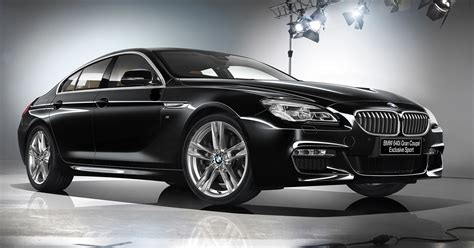 Bmw 640i Gran Coupe Celebration Edition For Japan