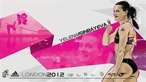 Yelena Isinbayeva Adidas London 2012 by akyanyme on DeviantArt