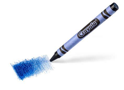 crayola  blue color crayon