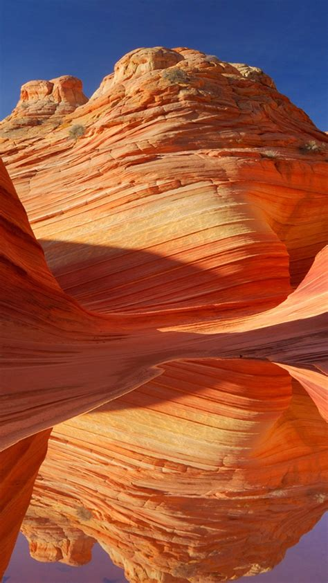 wallpaper antelope canyon arizona usa  nature