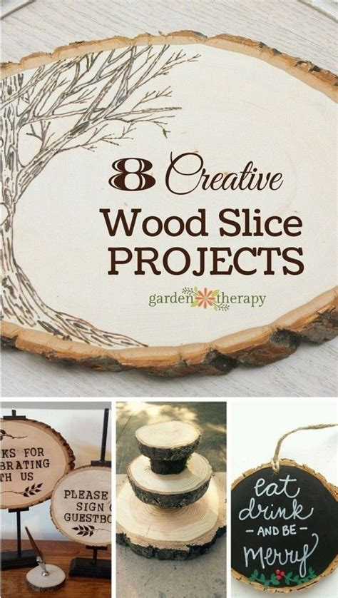 creative wood slice projects pyrography wood burning