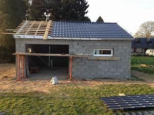 faire une toiture de garage newsindoco With faire une toiture de garage