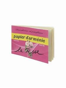 Papier D Arménie : papier d 39 arm nie dreifach heftchen rose ~ Michelbontemps.com Haus und Dekorationen