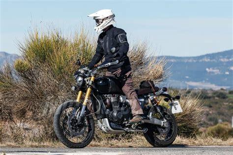 2019 Triumph Scrambler 1200 Spy Photos Motorcyclecom