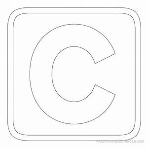 8 inch letter stencils car interior design With 8 inch block letters
