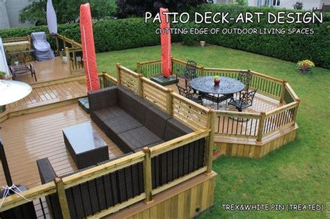 trex deck designs pictures patio deck designs 174 trex contemporary porch