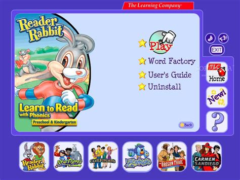 Reader Rabbit Learn To Read With Phonics Preschool Kindergarten  Webconscompness's Blog