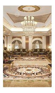 Arabic majlis interior design in the UAE | Spazio