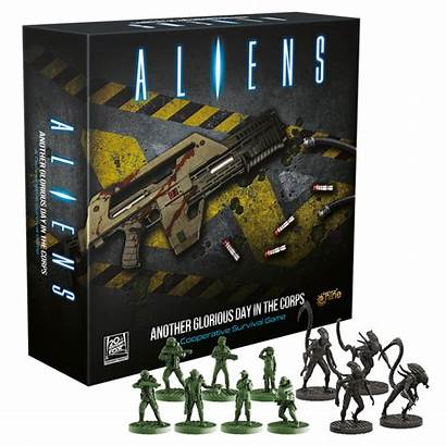 Aliens Glorious Another Corps Core Pack