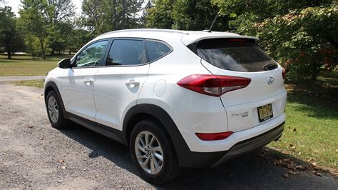Hyundai Gas Mileage by 2016 Hyundai Tucson Eco Gas Mileage Drive Of New Compact Suv