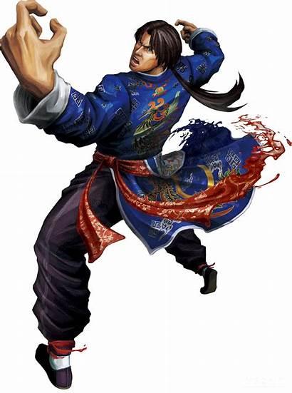 Lei Wulong Tekken Fighter Street Characters Cross