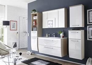 Bade Möbel : badezimmer komplett set miami badezimmer badm bel ~ Pilothousefishingboats.com Haus und Dekorationen