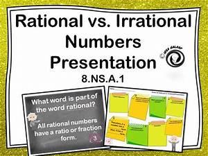 Rational Vs  Irrational Presentation