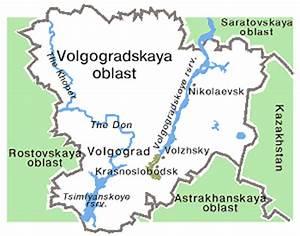 Volgograd city, Russia travel guide