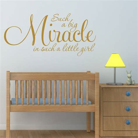 39 s nursery quote wall sticker by mirrorin notonthehighstreet com