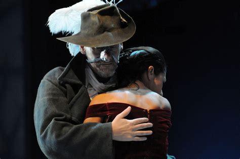 Testo Cyrano - cyrano de bergerac con jurij ferrini a casarsa cividale