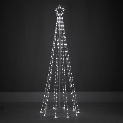 modern lighted christmas tree contemporary maypole tube design outdoor christmas tree
