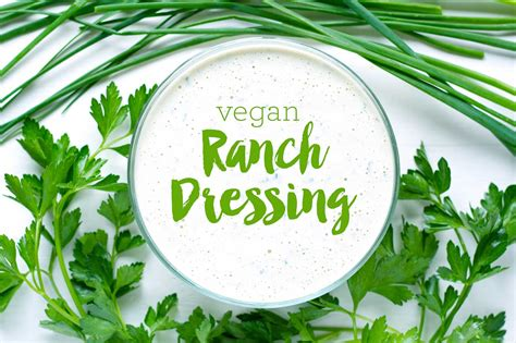 vegan ranch dressing vegan ranch dressing eat within your means