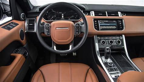 nice range rover sport interior stil pinterest