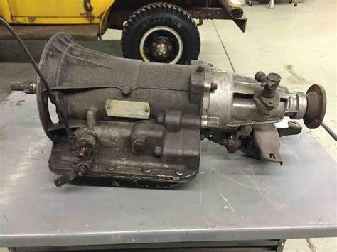 borg warner model  automatic transmission serial fu