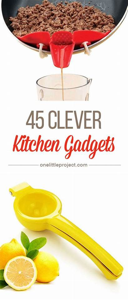 Kitchen Gadgets Clever There Gadget Idea Task