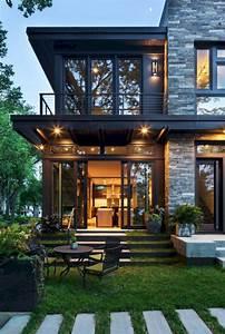 50, Modern, Lake, House, Exterior, Designs
