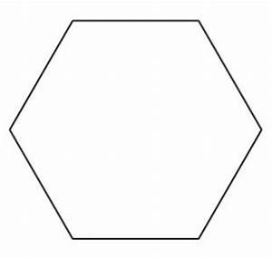 printable hexagon template pictures to pin on pinterest With 3 inch hexagon template