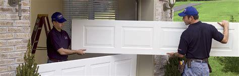 lowes garage door installation garage door install