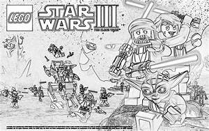Coloring Pages Lego Star Wars Nathanaelu002639s Informational