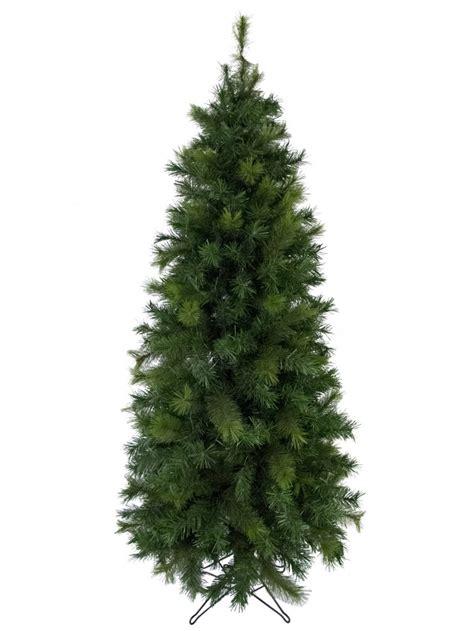 slimline pine christmas tree  christmas trees