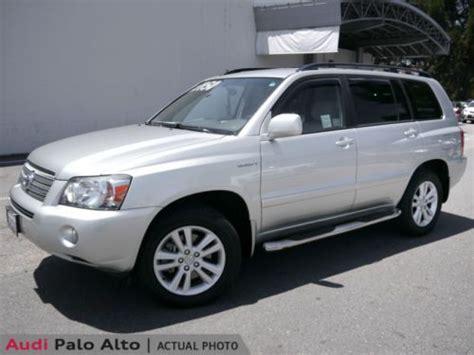 Buy Used 2007 Toyota Highlander Hybrid 32+ Mpg Loaded Only