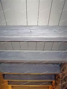 question travaux deco peinture quelle couleur peindre With peinture pour poutres en bois