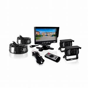 Pyle - Plcmtr72 - On The Road - Rearview Backup Cameras