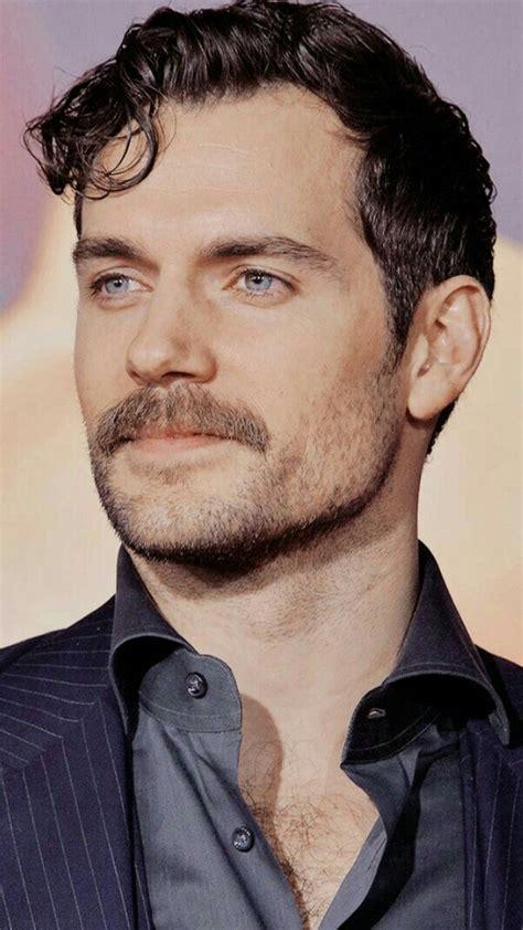 Henry Cavill hot mustache | Henry cavill, Beautiful men ...