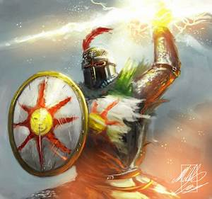 Knight Solaire of Astora