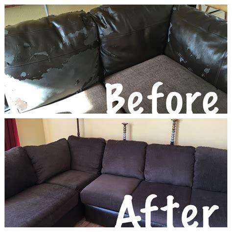 Repair Sofa Cushion Cover by A Step Of Faith