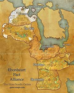 Eso tamriel map inaccurate? - Seite 2 — Elder Scrolls Online