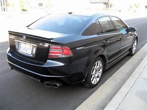 2008 Acura Tl Type-s  2008 Acura Tl Type-s