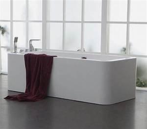 Freistehende Badewanne Mineralguss : freistehende badewanne aus mineralguss kzoao 1180 badewelt ~ Michelbontemps.com Haus und Dekorationen