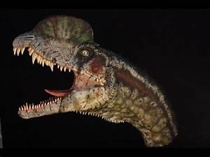 Jurassic World Dilophosaurus Discussion - YouTube  Dilophosaurus