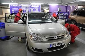 Lavage Voiture Paris : lavage auto service lustre votre voiture pendant vos courses ou travail defense ~ Medecine-chirurgie-esthetiques.com Avis de Voitures